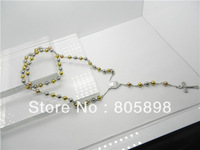 18K GOLD stainless steel necklace free shipping