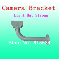 Widely Used Silver Aluminum Wall Mounting Bracket CCTV Camera Brackets( ONLY sold with 720P/960P/1080P JANRS  IP Cameras)
