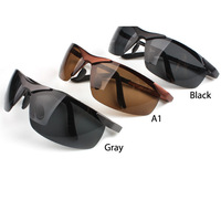 Free shipping Elite Models Dedicated Magnesium Polarized Sunglasses Sport Mens Anti-glare Glasses L0379