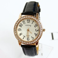 Hot Hot Sale New Ladies Watch Fashion Rhinestone Women Casua Diamonds Luxury Brand Top Quality Wristwatches Free Shipping