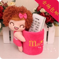 Child lovely pen plush toy doll dolls cloth doll domestic diy pp