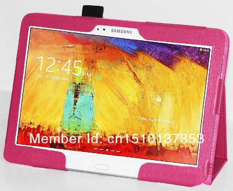 Чехол для планшета For Samsung note 10.1 2014 edition Edtion 10.1 , PU Pough Samsung 10.1 samsung note 10 2014