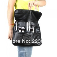 High quality Professional Cosmetic Makeup Brush Bag Apron with Artist Belt Strap , Dropshipping