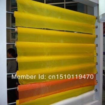 white colour 127cm 32T/80mesh polyester screen printing mesh