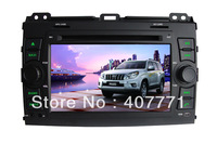 "Free shipping!! 7"" android4.0, 2 din 3G wifi Car DVD GPS special for TOYOTA PRADO 2002-2009"