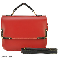 5 Colors 2013 New Arrival PU Leather Handbag Women's Messenger Bag Fashion Briefcase Designer Bags VK1386/Free Shipping
