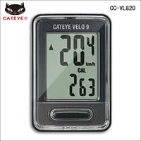 Cateye cat-eye cc-vl820 velo8 version type 9 mabiao velo bicycle 9 function