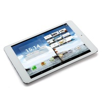 "Free Shipping Ampe A88 Mini 7.85"" IPS Quad Core Android 4.2.2 Tablet PC w/ 1GB RAM / 16GB ROM / HDMI - White"