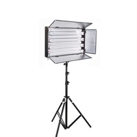 Pro Compact 8BANK 440W Digital Fluorescent Light Studio Video Kino Lighting