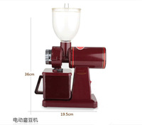Electric beans coffee grinding machine adjustable taiwan paragraph
