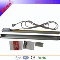 5v resolution 1um 500mm-800 ttl/1Vpp linear sensor/ linear glass scales/ linear encoders