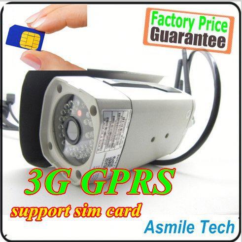 ir waterproof wireless 3g camera(China (Mainland))
