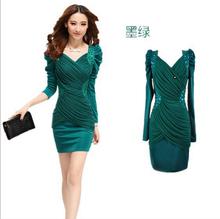 dress V neck one