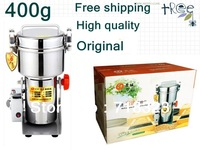 Newest Brand Swing Type 400g Portable Grinder  Stainless Steel Electric Herb Miller Food Mill Pulverizer Copper Motor