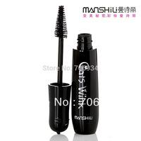 Max Volume Brand Mascara Super Lash Makeup 1PCS Tension Brush mascara waterproof Extra Long Lasting Black 11g M-548
