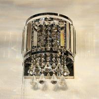 Wall Light Crystal K9 LED Bottom Price Special high-grade Export Order modern lamp aisle corridor foy Sconce lamp Hi-quality