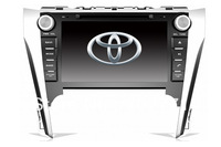 "Free shipping!! 8"" android4.0, 2 din 3G wifi Car DVD GPS special for TOYOTA CAMRY 2012-"