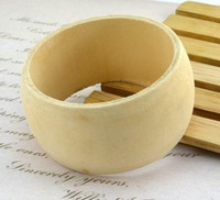 Free shipping DIY  Wooden Bangles  Wooden  bracelet  12pcs/LOT