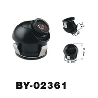 170 degree viewing angle ,reverse backup car rearview camera,waterproof camera  BY-02361 CMOS