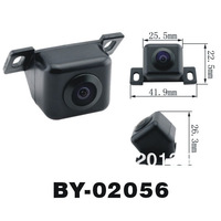 170 degree viewing angle ,reverse backup car rearview camera,waterproof camera  BY-02056 CMOS