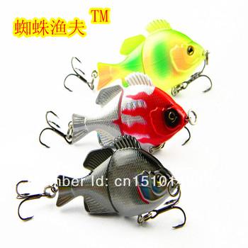 Fresh water fish 8g 6cm tank smirnoff hook