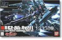 Free shipping Bandai 1/144  HGUC 103 RE-ZEL for Captain Gundam Bandai Gundam