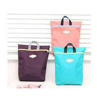 Nylon bag with compartments Travel Pouch Shoes receive bag  Beach lingerie pouch storage box 1pc