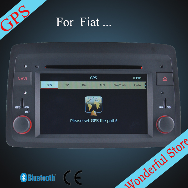 Windows CE System Car DVD For Fiat Panda with TV/IPOD/RDS/GPS/CAN BUS Car DVD For Fiat Panda 2004 onward Development(China (Mainland))