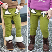 2013 autumn baby clothes autumn children's clothing male female child baby casual pants long trousers 0208