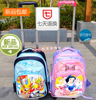 free shipping The disassemblability coming princess casual trolley  male Women student