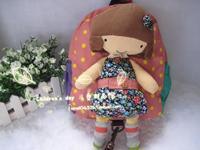 13901 infant child school bag girl kids backpack anti-lost