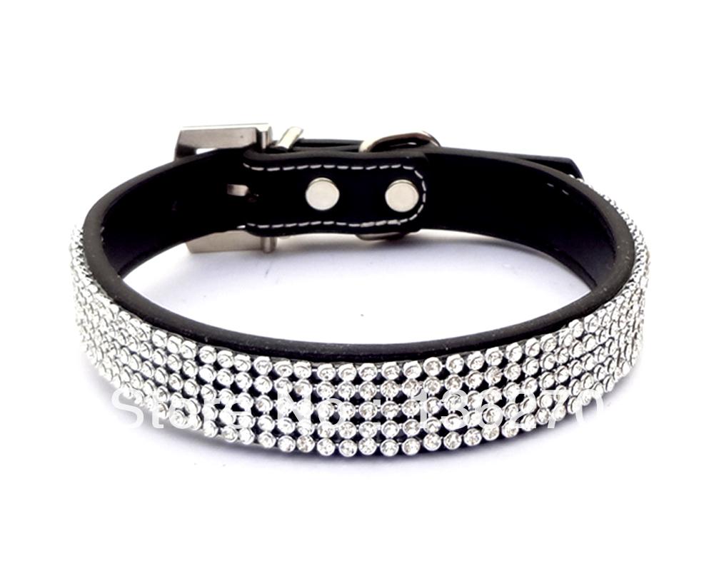 Diamante Dog Collars Uk