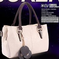 Fashion women's fashion handbag shoulder bag messenger bag female  genuine leather leather handbags brand