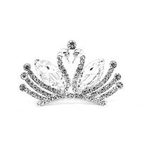 Bridal Crown crystal swan bride and bridesmaids wedding dress child Tiaras diademas coronas noiva Wedding tiara crown headband