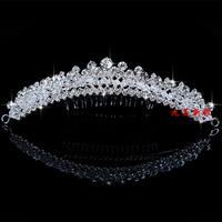Bridal Crown Crystal the bride Tiaras diademas coronas bridal accessories wedding dress accessories noiva