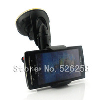 Universal Car Mount GPS Stand Holder Kits Cell Phone FOR Sony Ericsson Xperia X10 MINI free shipping
