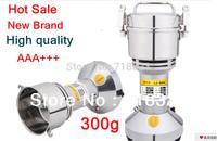 New 2014 Brand Grinding Machine 300g Portable Grinder Nutmeg Spice Buckwheat  Flour Food Mill Pulverizer Chemical Grinder