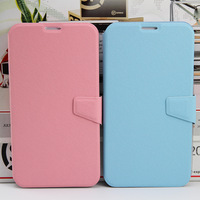 4-color Customers k-touch kis 4 mobile phone protective leather cover in stock case Free Shipping