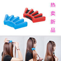 French fashion diy hair style maker tools tails female