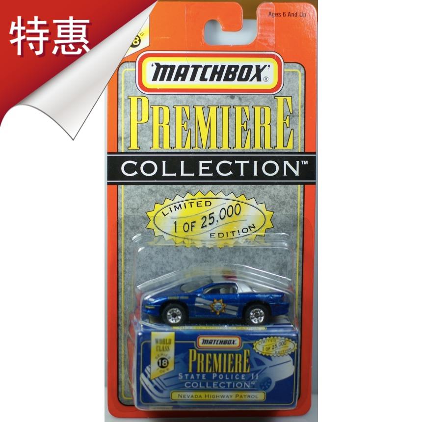 Matchbox matches box camaro CHEVROLET z-28 nevada high speed police car(China (Mainland))
