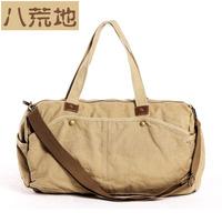 canvas one shoulder messenger bag messenger bag casual male  backpack 2377