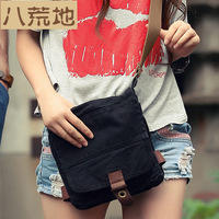 messenger bag small messenger bag casual bag shoulder bag backpack canvas bag 2404