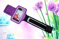 1pc/lot Sport Armband Arm Band Belt Case Cover Pouch For iphone 4 4s arm band