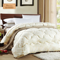 Single double bedding spring and autumn quilt thickening quilt autumn and winter were