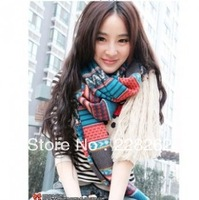 New 2013 Tassel Scarf Autumn -Winter Infinity Long Scarf For Women Fashion Warm Scarves Collar Shawls Free Shipping