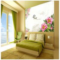 Background wallpaper 3d mural bedroom wallpaper tv wall background wall rustic