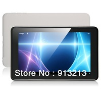 2013 hot sale tablet AllFine FINE7 Genius Quad Core Tablet PC 7 Inch IPS Screen 1G 8G Camera