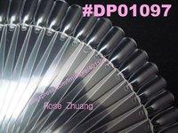 Freeshipping-20 sets/lot 50 tips Fan-Shaped Nail Art Display Fan Clear Chart for Polish Gel Display Tool Wholesale SKU:F0026X