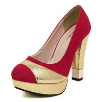 Stilletto sapatos platform high-heeled shoes ol formal sweet single shoes female shoes sandalias stilettos botinetas botas