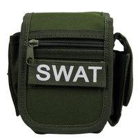 Wild outdoor clothing swat waist leg bag travel bag chromophous